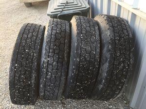 Semi tires for Sale in Coyville, KS