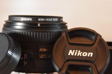 Nikon AF-S Nikkor 50mm 1:1.4G for Sale in Scottsdale,  AZ