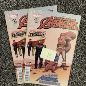 The New Avengers Comic 2 Copys for Sale in Riverside, CA