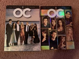 The OC season 3 & 4 for Sale in Wakefield, MA