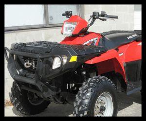 Nice 2009 Polaris Sportsman500cc for Sale in Alexandria, VA