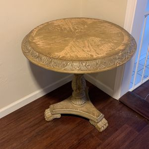 Wood Bistro Table for Sale in San Diego, CA