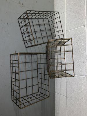 Bronze Metal Baskets for Sale in Cypress, CA