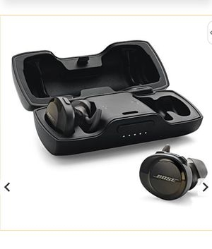 Bose truly wireless earbuds like new for Sale in IL, US