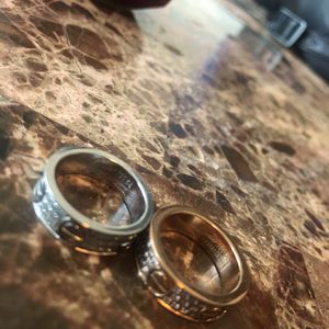2 Cartier Rings for Sale in Dallas, TX