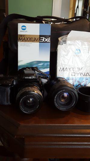 Minolta Maxxum Dynax 3xi for Sale in Danvers, MA