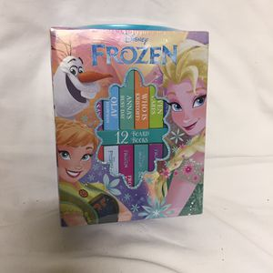 Disney's Frozen Board Book Set for Sale in Escondido, CA