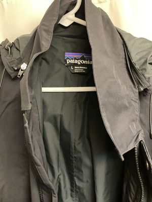 Patagonia jacket size L for Sale in Newton, MA