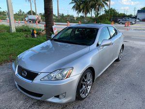 2008 Lexus IS 250 for Sale in Miami, FL