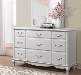 ‼️BRAND NEW ‼️WHITE DRESSER 9 drawer! FREE Set Up & DELIVERY IN LA / OC for Sale in Fountain Valley,  CA