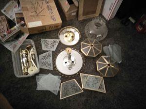 LAMP/CHANDELER PARTS for Sale in Murray, UT