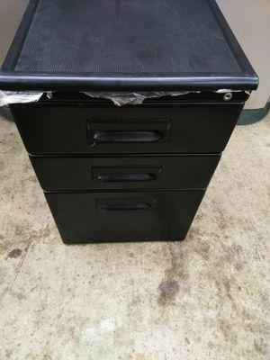 Metal file cabinet for Sale in Pomona, CA