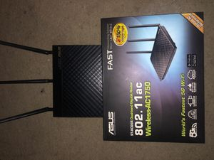 Asus RT-AC66R Dual Band gigabit Wireless Router for Sale in Livermore, CA
