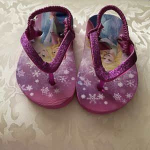 Anna and Elsa Disney slippers for Sale in Mesa, AZ