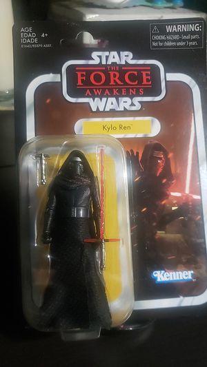 Kylo Ren action figure for Sale in Las Vegas, NV
