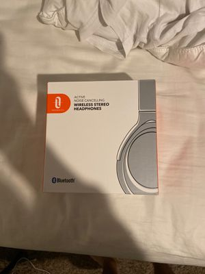 Taotronics - Active Noise Cancelling Wireless Stereo Headphones for Sale in Austin, TX