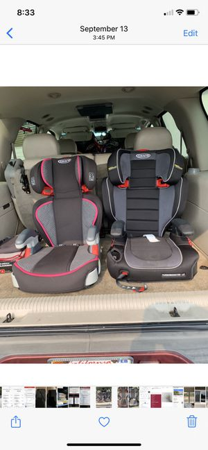 Two child car seats for Sale in Richmond, CA
