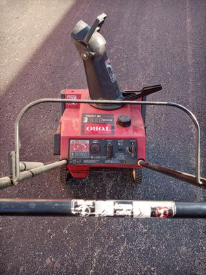 Toro Snow Blower for Sale in Glenview, IL