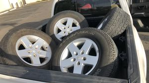 Jeep wheels for Sale in Ceres, CA