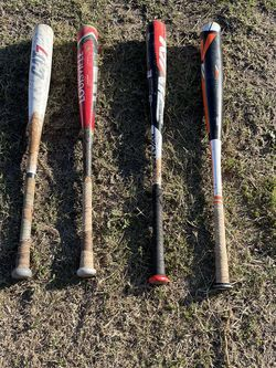 Used Bats -3 for Sale in San Diego,  CA