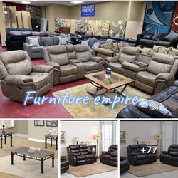 Furniture Living Room Three Pieces for Sale in Garland,  TX