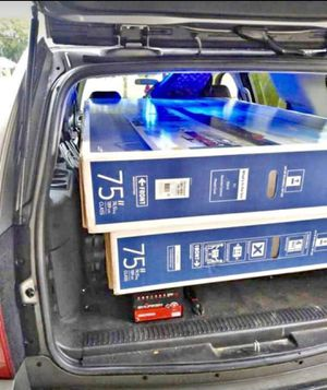 75 Samsung 4K UHD Smart TV for Sale in Los Angeles, CA