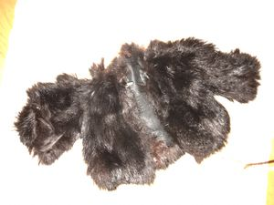 Antique real fur coat for Dolly for Sale in Gresham, OR