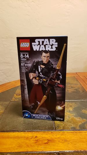 Lego Star Wars 75524 Chirrut Imwe for Sale in Miami Springs, FL
