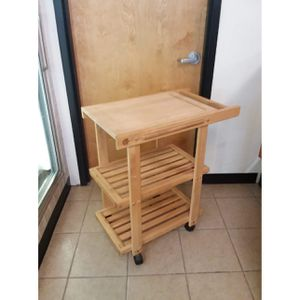 Wooden Kitchen Cart for Sale in Maple Heights, OH
