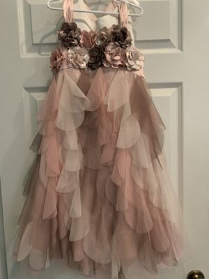 Princess costume/flower girl dress Sz 9/10 for Sale in Claremont, CA