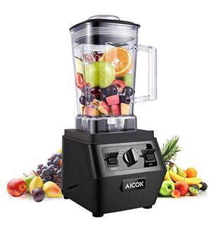 Chef Countertop Blender Professional Conmercial Blender with High Speed Motor 1400-Watt, 2 Setting Modes Base and Dishwasher Safe 70oz Crushing Bottl for Sale in Irvine, CA
