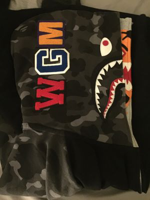 Bape double hoodie for Sale in Clearwater, FL