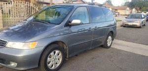 02 Honda Odyssey ex for Sale in Ontario, CA