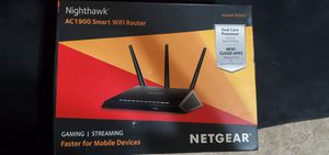 Nighthawk AC1900 WiFi Smart Router for Sale in Lake Dallas, TX