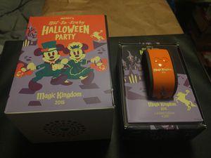 Mickey's Not So Scary Halloween Party Magicband 1.0 2015 for Sale in Tampa, FL