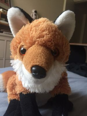 Fox Plush toy (with very funny nose) for Sale in Pomona, CA