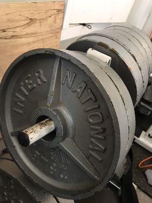 Weight Set for Sale in Acworth, GA