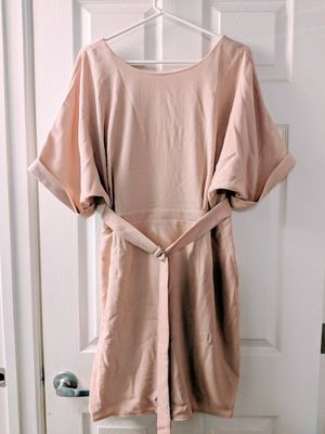ASOS Size 14 blush chiffon short sleeve dress for Sale in Union City, CA