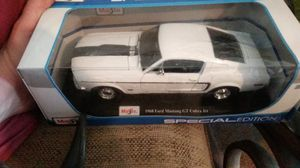 Maisto special edition. 1968 Ford Mustang GT cobra jet for Sale in Evansville, IN