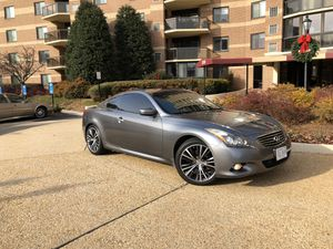 2011 Infinity G37 - 70k miles for Sale in McLean, VA