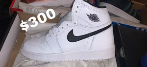 "Air Jordan 1 retro high og bg ""Yin Yang"" for Sale in Westminster, CO"