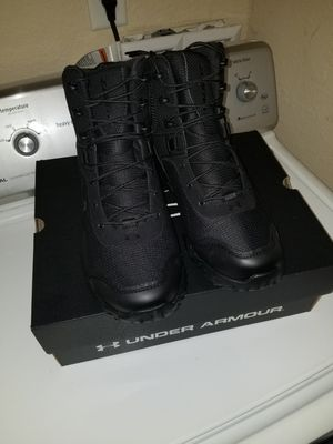 Under Armour UA Valsetz Size 10.5 for Sale in Miramar, FL