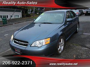 2006 Subaru Legacy Sedan for Sale in Seattle, WA