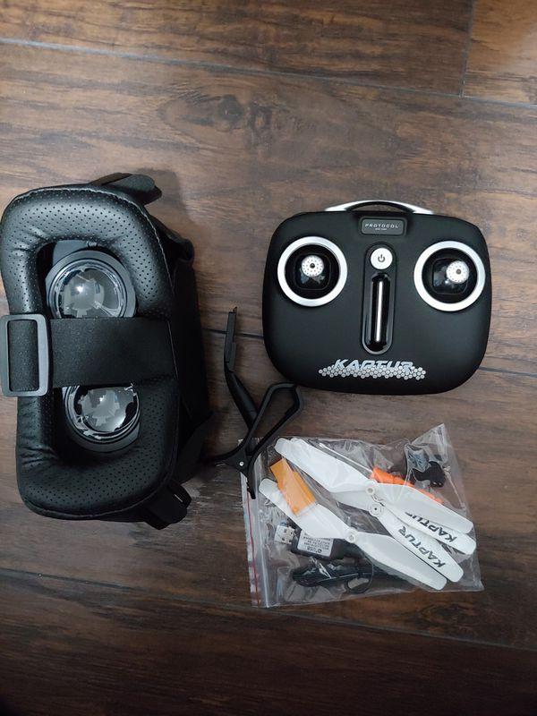 Kaput GPS Wi-Fi Drone accessories