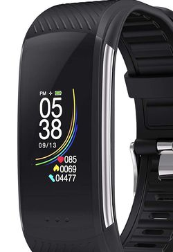 DFG Fitness Tracker Heart Rate Monitor Blood Pressure Health Activity Tracker for Sale in Hayward,  CA