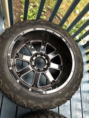 Ford F-350 Rims and Tires for Sale in Renton, WA