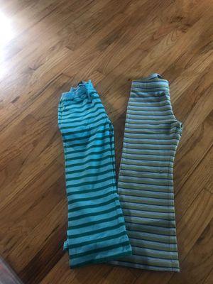 Girls size 5 leggings for Sale in Livonia, MI