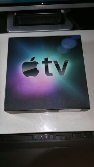 Apple TV 1 Gen New 40g Hard drive for Sale in Shoreline, WA