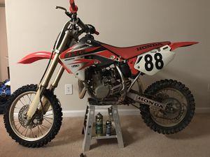 2006 Honda CR85 Dirt Bike for Sale in Atlanta, GA