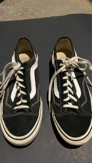 Vans sneakers ( size 5 Men/ size 6.5 Women) for Sale in Lancaster, PA